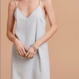 Wilfred Free Gray Vivienne Dress